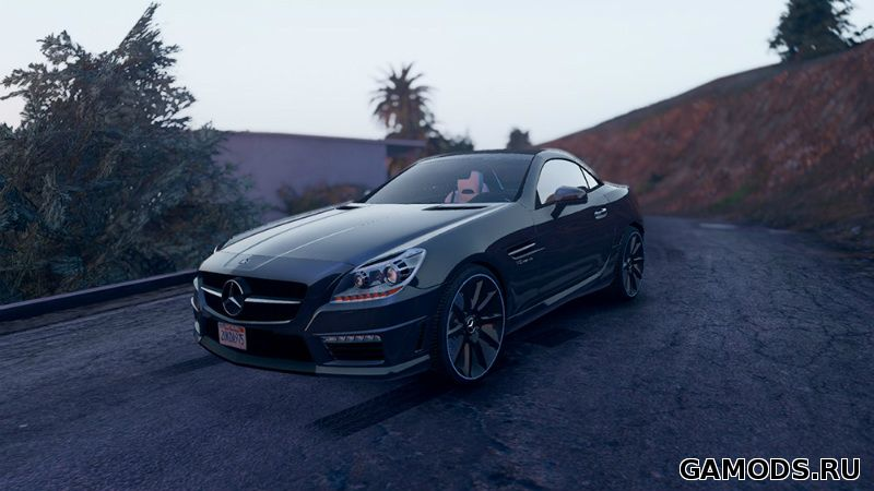 Mercedes-Benz SLK55 AMG (Add-On/Replace) v1.3