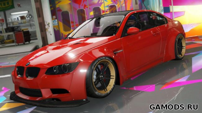 2008 BMW M3 E92 Liberty Walk