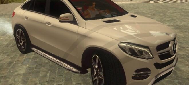 2015 Mercedes-Benz GLE 450 AMG