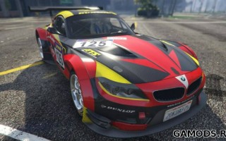 BMW Z4 GT3 V2