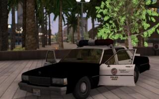1987 Chevrolet Caprice LAPD