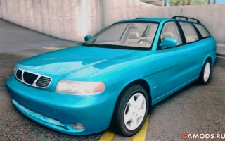 1999 Daewoo Nubira I CDX