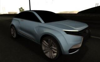 Lada XRAY Concept HD