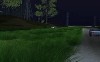 Реалистичная трава
