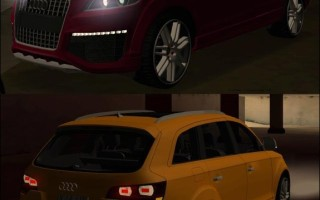 Audi Q7 V12 v2.0