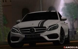2014 Mercedes-Benz C250 AMG Edition V1.0