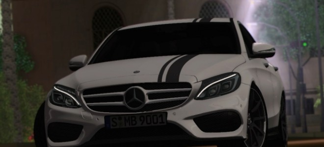 2014 Mercedes-Benz C250 AMG Edition V1.0