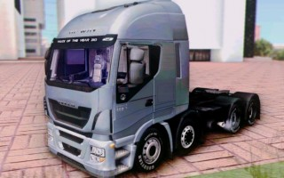 Iveco Stralis HiWAY 8×4