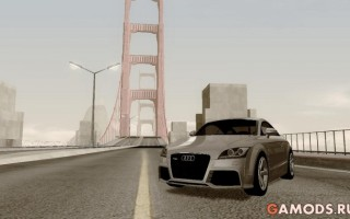 Audi TT RS Coupe 2011