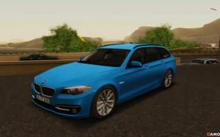BMW 530d F11 Facelift