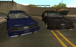 '83 Audi Quattro