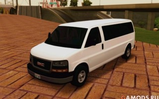 2013 GMC Savana 3500 Passenger