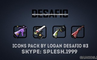 Icons Pack | Logan Desafio #3