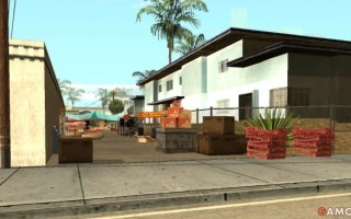 Рынок в гетто