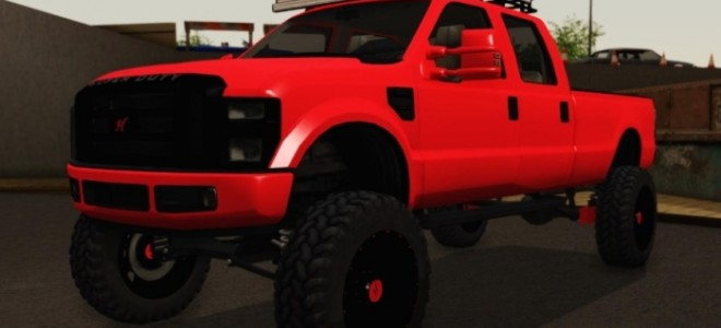 2010 F-350 Lifted