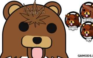 icons pedobear by travka doker