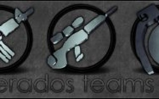 desperados teams 3d icons