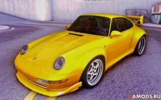 1995 Porsche 911 GT2 (993)