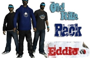 old rifa pack by eddie