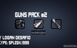 Guns Pack | Logan Desafio #2