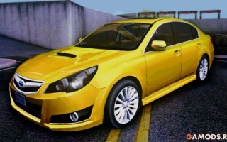 2010 Subaru Legacy B4