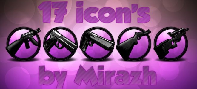 17 icons by mirazh
