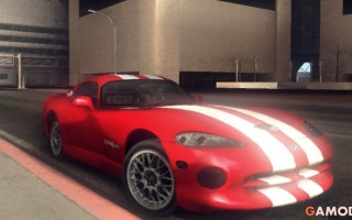 Dodge Viper GTS Coupe TT Black Revel