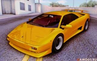 Lamborghini Diablo VT TT Black Revel