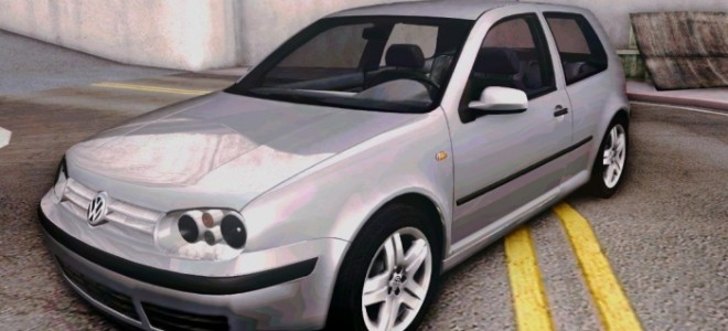 Volkswagen Golf V5 – Stock