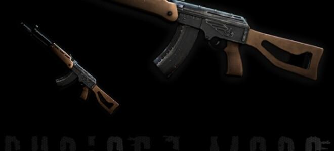 Realistic AK-47