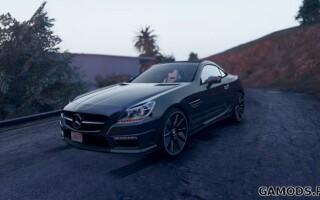 Mercedes-Benz SLK55 AMG (Add-On/Replace) v1.3
