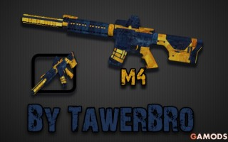m4 by tawerbro