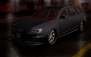 2009 Audi RS6 Avant