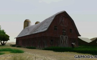 North Yankton Barn из GTA 5