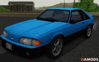 1991 Ford Mustang Hatchback
