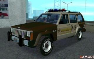 1994 Jeep Cherokee RCSD