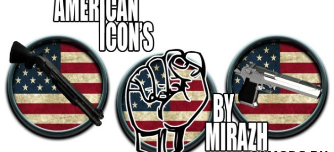 American Icons by Mirazh