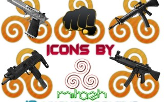 icons by mirazh