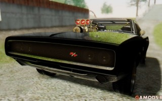 1970 Dodge Charger RT Dominic Toretto