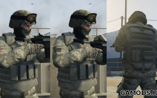 Enhanced US Army