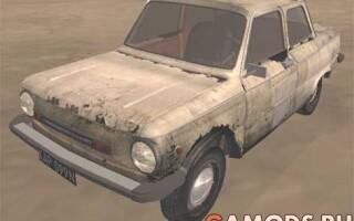 Старый ЗАЗ 968M