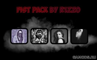 fist pack by R1ZZO