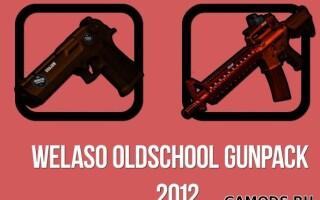 welaso oldschool gunpack 2012