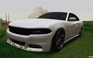 2015 Dodge Charget RT
