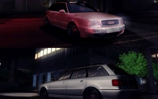 Audi RS2 Hellaflush