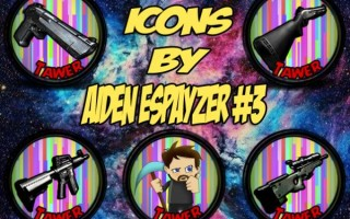icons by aiden espayzer