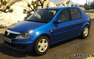 2008 Dacia Logan v2.0