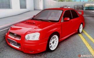 Subaru Impreza Street Edition