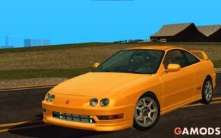 Acura Integra TypeR 2001