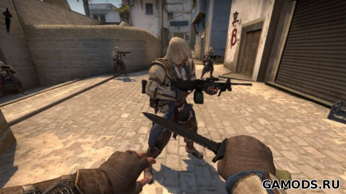 Counter Strike Global Offensive Моды
